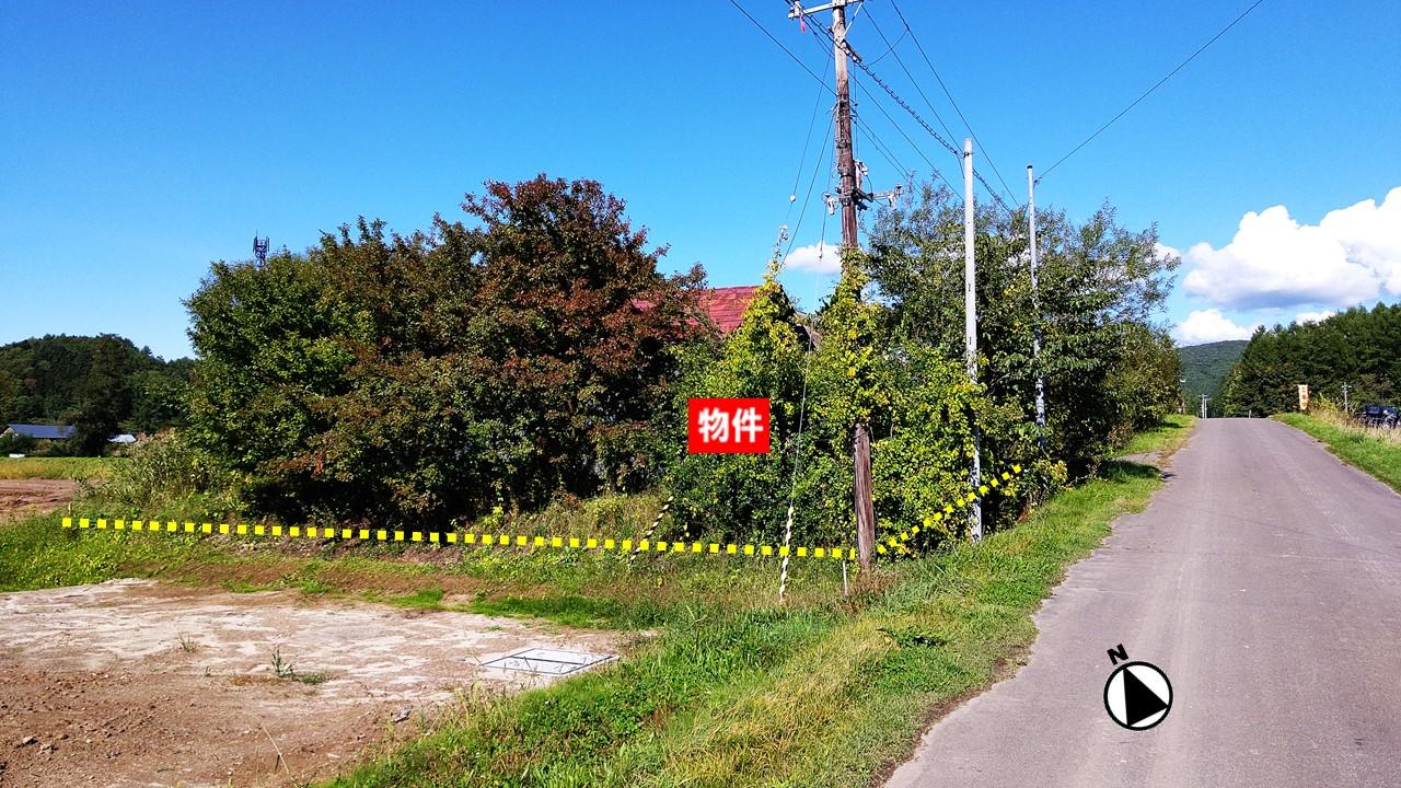 東2号宅地(商談中)